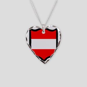 Austria Necklace Heart Charm
