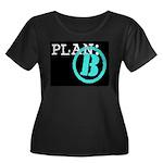 plan-b-band Plus Size T-Shirt