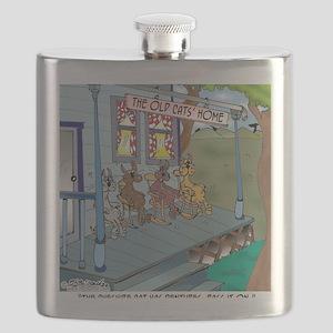 6755_denture_cartoon Flask