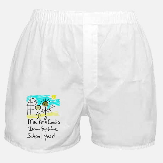 Me and Coolio Boxer Shorts