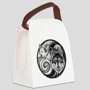 600_Lisas_Tattoo_2005_final_CuT_W Canvas Lunch Bag