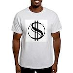 Libertatis Æquilibritas Ash Grey T-Shirt