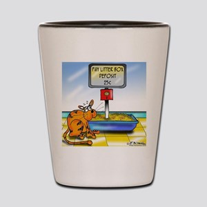 4833_cat_cartoon Shot Glass