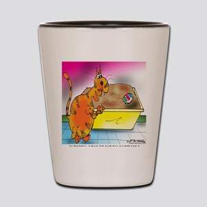 6794_easter_cartoon Shot Glass