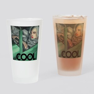 COOL = ITS ALL YOU NEED Drinking Glass