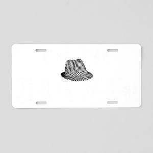 BAG MAN_4 Aluminum License Plate