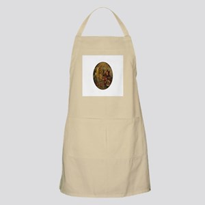 God the Father painting Guada BBQ Apron