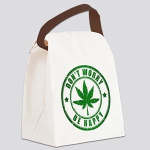 dontworry Canvas Lunch Bag