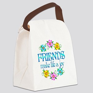 FRIEND Canvas Lunch Bag
