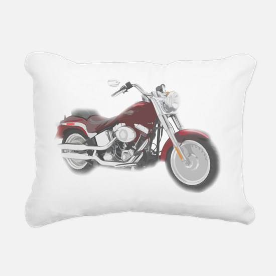 harley Rectangular Canvas Pillow