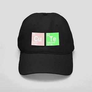 cute Black Cap