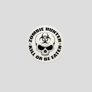 Zombie Hunter 4 Mini Button