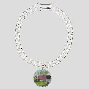 Jacksons Mill Bridge - L Charm Bracelet, One Charm
