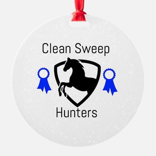Clean Sweep Hunters Ornament