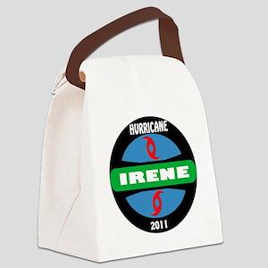 Hurricane_Irene_2011 Canvas Lunch Bag