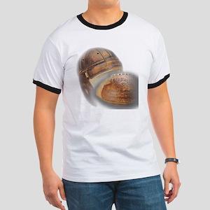vintage football helmet Ringer T