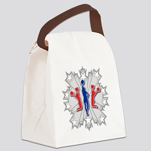 Cheer-Star Canvas Lunch Bag