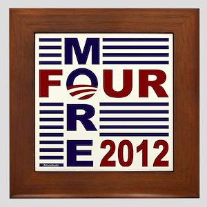 Four More 2012 Framed Tile