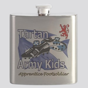 Tartan Army Kids Scotland Flask