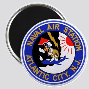 US NAVAL AIR STATION ATLANTIC CITY New Jers Magnet
