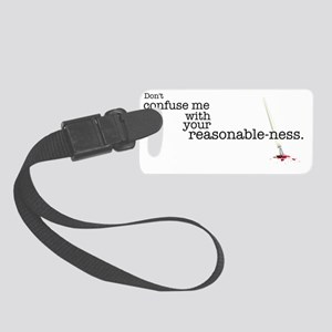 dont Small Luggage Tag