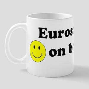 Eurosceptic on board Mug