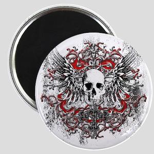 Skullz Wings Magnet