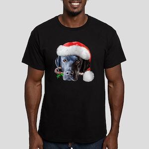 Black Lab - Cody Men's Fitted T-Shirt (dark)