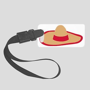 sombrero Small Luggage Tag