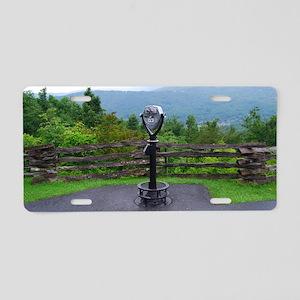 grandview111 Aluminum License Plate