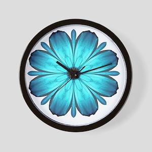 Kaleidescopicbutterfly Wall Clock