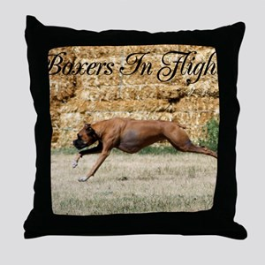 Cover 2 Throw Pillow