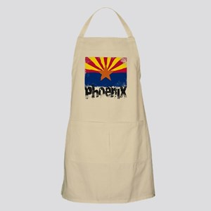 Phoenix Grunge Flag Apron