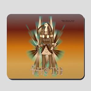 Thoth Sepia Mouse Pad