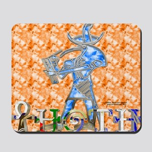 Thoth 3D Mouse Pad