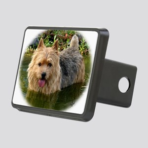 Norwich Terrier 9Y235D-087 Rectangular Hitch Cover