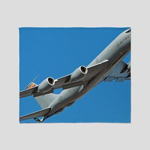 KC-135 - LFP Throw Blanket