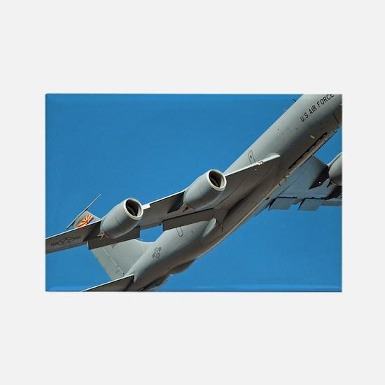 KC-135 - LFP Rectangle Magnet