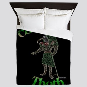 Constellation Thoth Queen Duvet