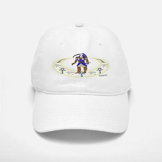 Thoth Moon Glow Baseball Baseball Cap