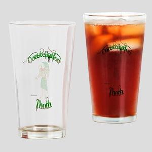 Constellation Thoth Drinking Glass