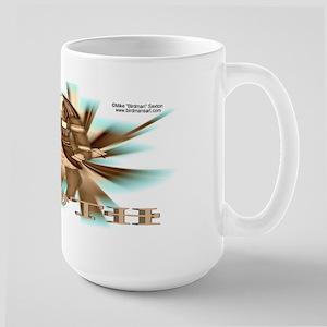 Thoth Sepia Large Mug