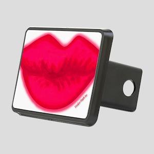 lipshotpink Rectangular Hitch Cover