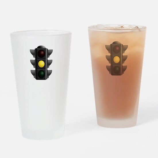 Challenge Accepted blk Drinking Glass