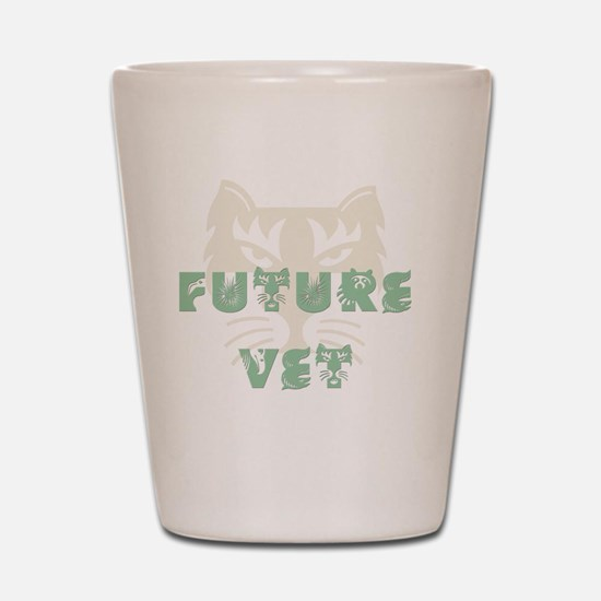 FutureVet Shot Glass