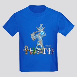 Thoth 3D Kids Dark T-Shirt