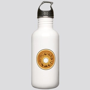 12 Spirit guardian animals Water Bottle