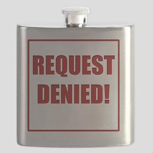 REQUEST DENIED Flask