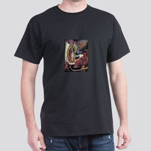 God the Father painting Guada Dark T-Shirt