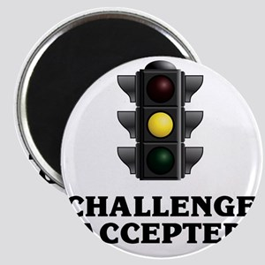 Challenge Accepted Magnet